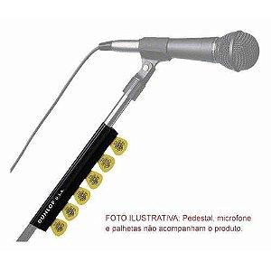 Porta Palheta Dunlop P/ Pedestal Microfone