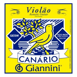 Encord Giannini Canario GESW p/ Violao Aco