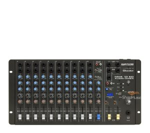 Mesa de Som Ciclotron MXS 12 SD 12 Canais P10