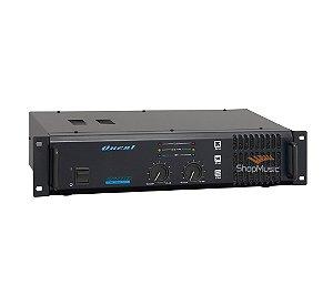 Amplificador Oneal OP-2700 500W/4R Bivolt