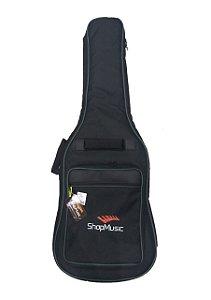 Capa AVS CH 200 p/ Guitarra Preto