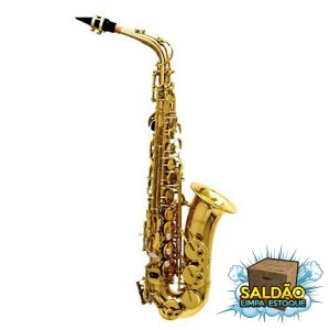 Saxofone Alto Hoyden HAS 25 L Laqueado - HAS25L