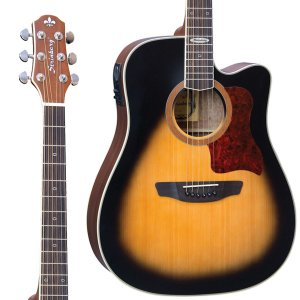 Violao Strinberg SD-20 HBS Folk Elet Sunburst Fosco