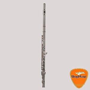 Flauta Transversal Hoyden HFL-25P Prateada
