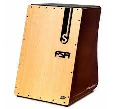 Cajon FSA Standard Series FS-2503 Mogno Eletrico