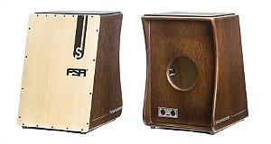 Cajon FSA Standard Series FS-2508 Tabaco Eletrico