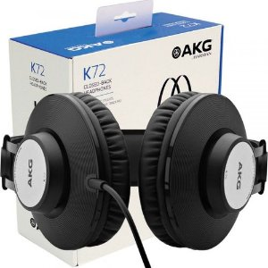 Headphone Akg K72