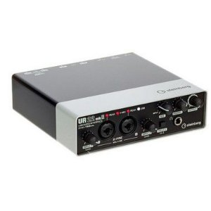 Interface Steinberg UR22MKII Portatil