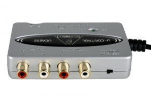 Interface Behringer U-Control UCA-202 USB