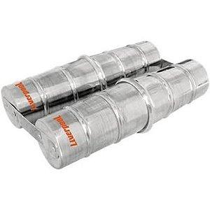 Ganza Liverpool GA-DUPLO Aluminio