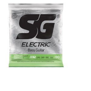 Encordoamento SG Baixo 032 SG5360 6 Cordas Niquel