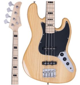 Baixo Strinberg JBS-50 NA Jazz Bass Natural 4 Cord