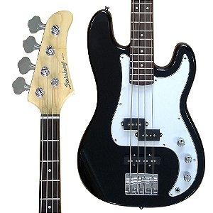 Baixo Strinberg PBS-40 BK P Bass Preto 4 Cordas