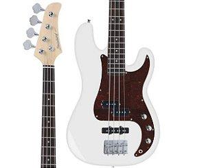 Baixo Strinberg PBS-40 WH P Bass Branco 4 Cordas