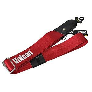Correia Vulcan Casual Classic 5cm Vermelha