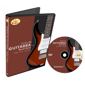 Video Aula Edon Curso de Guitarra Intermed Vol 1