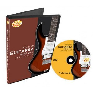 Video Aula Edon Curso de Guitarra Intermed Vol 2