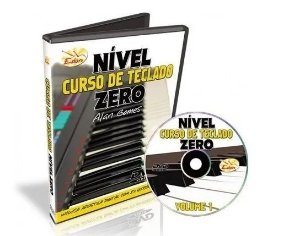 Video Aula Edon Curso de Teclado Nivel Zero Vol 1
