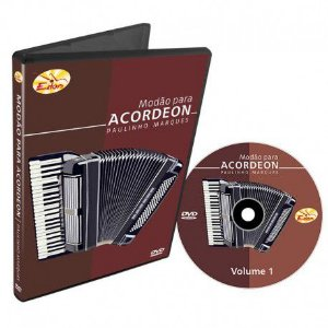 Video Aula Edon Curso de Modao Acordeon Vol 1