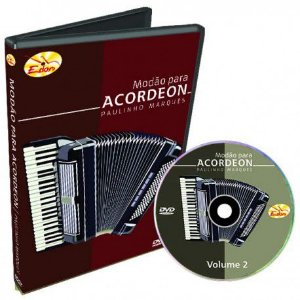 Video Aula Edon Curso de Modao Acordeon Vol 2