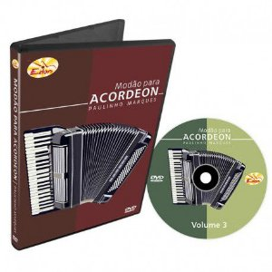 Video Aula Edon Curso de Modao Acordeon Vol 3