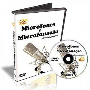 Video Aula Edon Curso de Microfones e Mic Vol 1