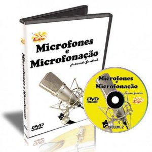 Video Aula Edon Curso de Microfones e Mic Vol 2