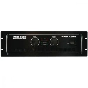 Amplificador Mark Audio MK8500 1500W 4R
