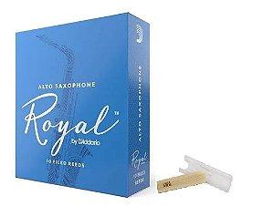 Palheta Rico Royal Sax Alto 2.0 RJB1220 UNID