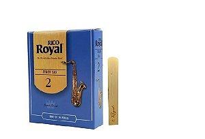 Palheta Rico Royal Sax Tenor 2.0 RKB1020 UNID
