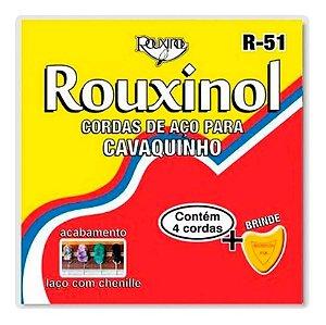 Encordoamento Rouxinol R51 p/ Cavaco