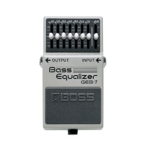 Pedal Boss GEB-7 Bass Equalizer