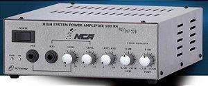 Amplificador NCA AB100 12V 110/220V 50W