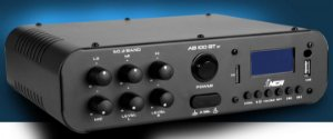 Amplificador NCA AB100 BT ST 100W Biv Stereo