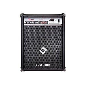 Caixa LL AUDIO Multiuso LL300BT 75W Bivolt