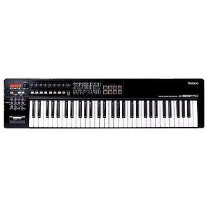 Controlador Roland A-800PRO-R 61 Teclas MIDI/USB