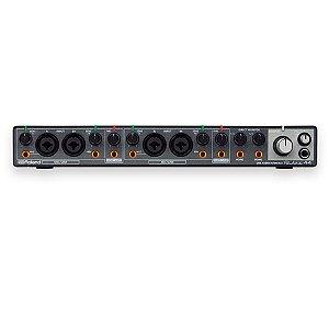 Interface Roland Rubix44 4 Entradas e 4 Saidas