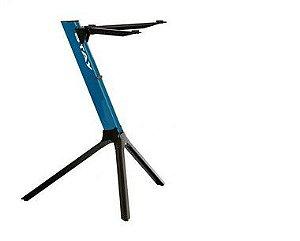 Suporte Stay Compact Aluminio Azul 70cm