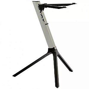 Suporte Stay Compact Aluminio Prata 70 cm