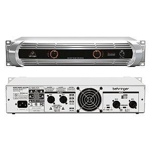 Amplificador Behringer NU1000 1000 W/2R