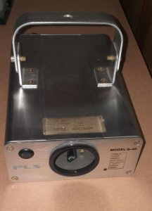Laser PLS G-40