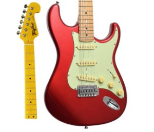Guitarra Tagima Woodstock TG-530 / Stratocaster/ Vermelho Metálico