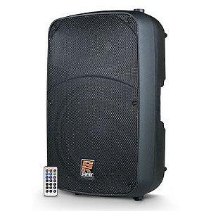 """Caixa Bi-Amplificada Staner SR-212A / Bluetooth / USB / Bivolt / 12"""""""