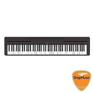 Piano Digital Yamaha Portatil P-45B