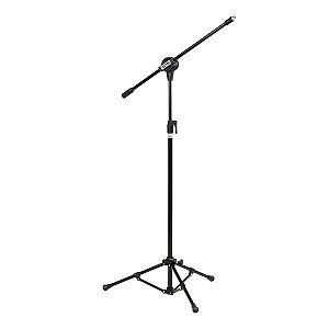 Pedestal Vector PMV100 P p/ Microfone Preto