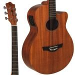 Violao Tagima Dallas T NM Aco Natural Mahogany