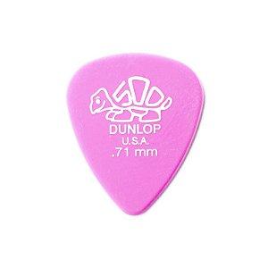 Palheta Dunlop Delrin 500 0.71MM