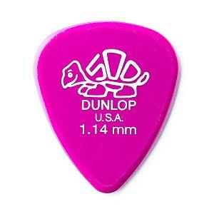 Palheta Dunlop Delrin 500 1.14mm