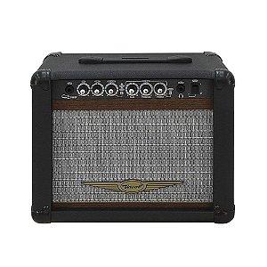 Caixa Oneal OCG-100-CR p/ Guitarra 30W AF08 Preta