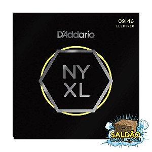 Encordoamento Daddario Guitarra NYXL0946 009/046 Hibrido